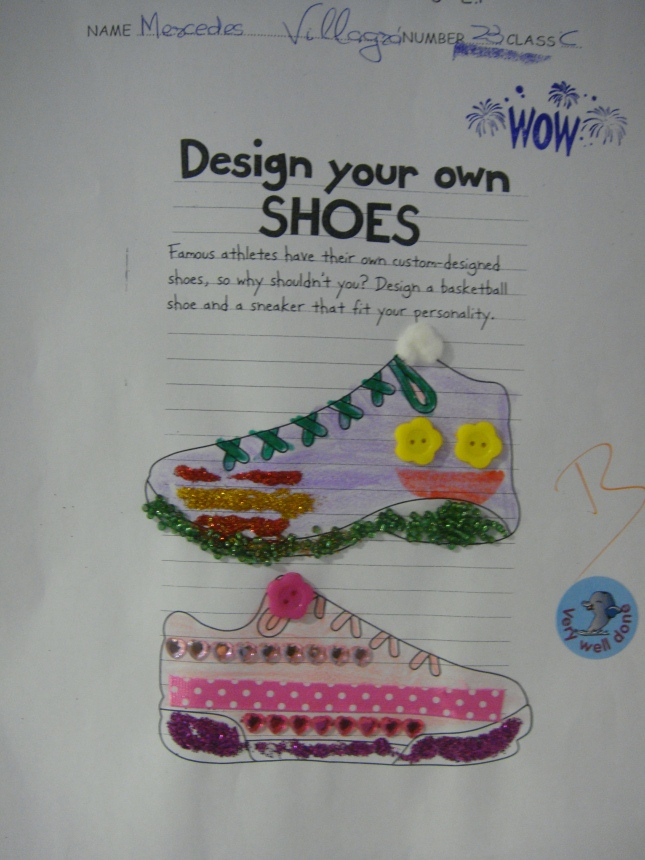 DESIGN YOUR TRAINERS